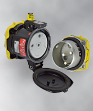 Hazardous Location Rated Plugs & Receptacles