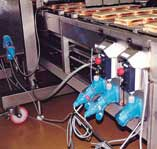 Sandwiches Conveyor Switch Rated Plugs